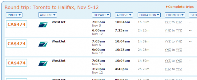 toronto-halifax-revenue-tickjet