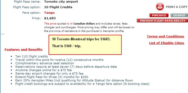 toronto-montreal-flight-pass