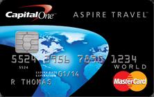 Aspire Travel World Mastercard Capital One