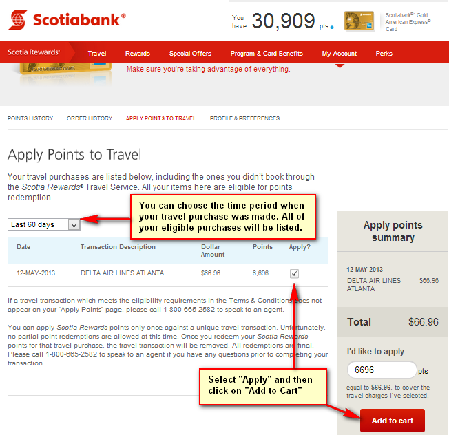 Scotiabank Travel Agency