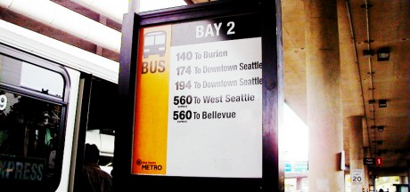 Seattle Airport – Other Ground Transportation