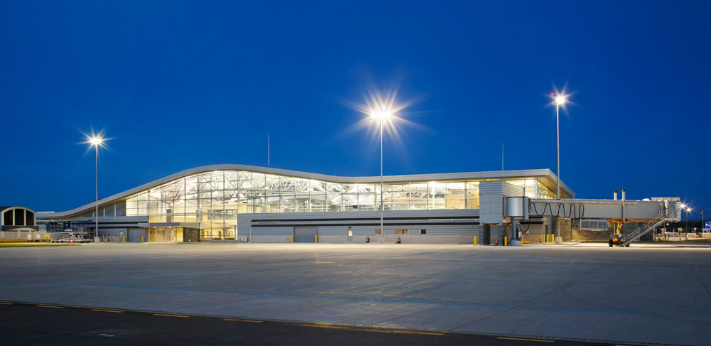 Niagara-Falls-International-Airport-design-Exterior