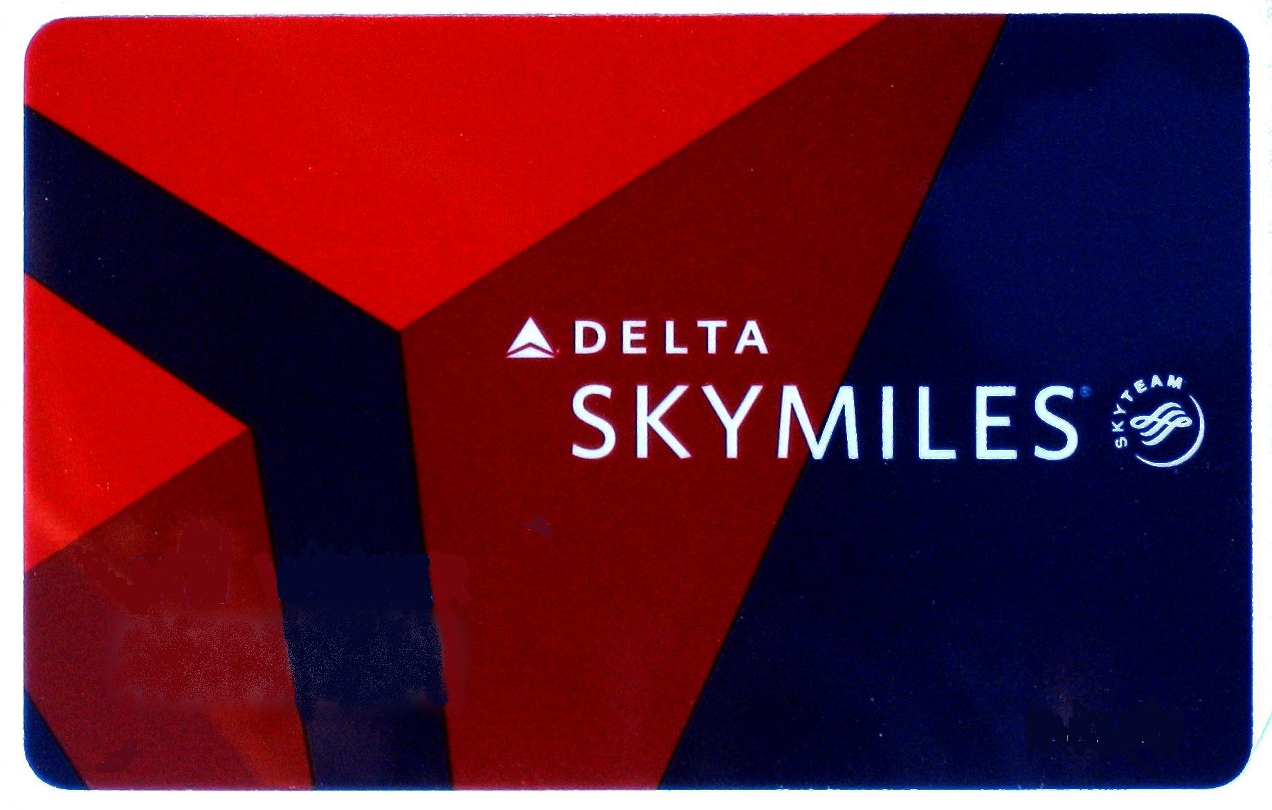 The Delta Skymiles Program Creditwalk Ca