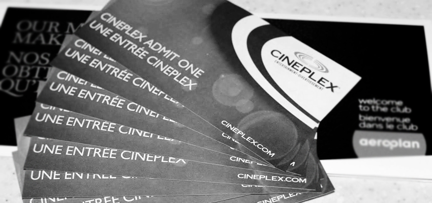 Costco Canada's movie packages are back! There are two new Cineplex passes now available at Costco. Cineplex Movie and a Meal package – Includes one adult admission and one Outtakes movie combo with a choice of a hamburger/hotdog/wrap, fries and a drink.