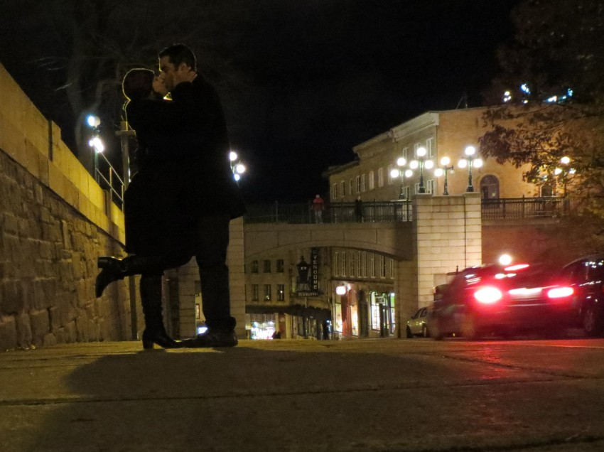 Marriage Proposal  in Quebec City: The Paris for Points Geeks