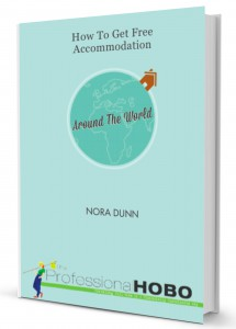 How to Get Free Accommodation Book Cover