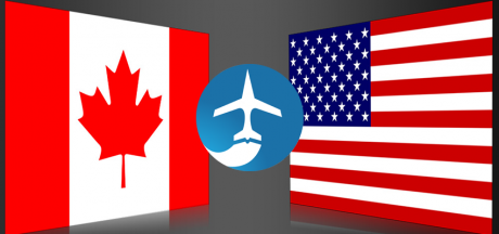 US Cards vs Canadian Cards – Airline Cards
