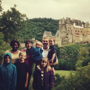 Denning Family Eltz Castle