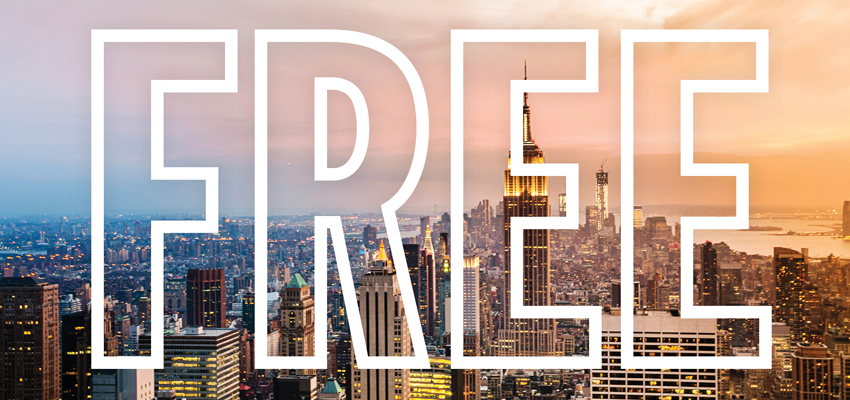 5 FREE Things To Do In New York City