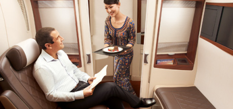 Five Drool-Worthy First Class Flights You Can Book With Points