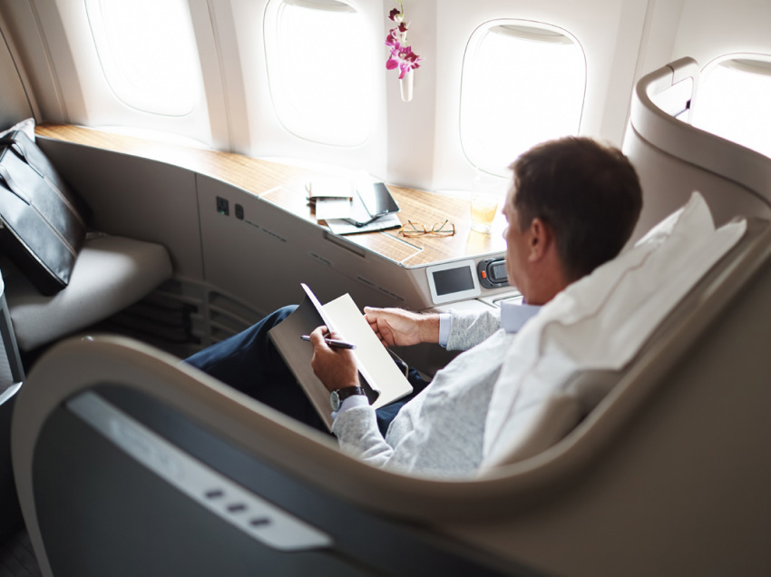 How to Fly to Asia in Cathay Pacific First Class