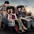 Qantas Business Class to Australia