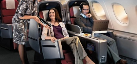 The Best Way to Fly Business Class to Australia