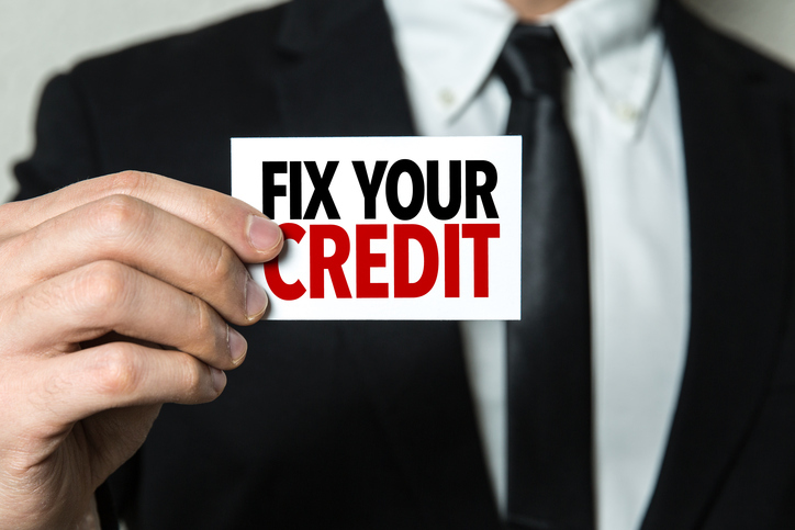Bad Credit? 5 Simple Steps To Rebuild Your Credit In 12 Months!