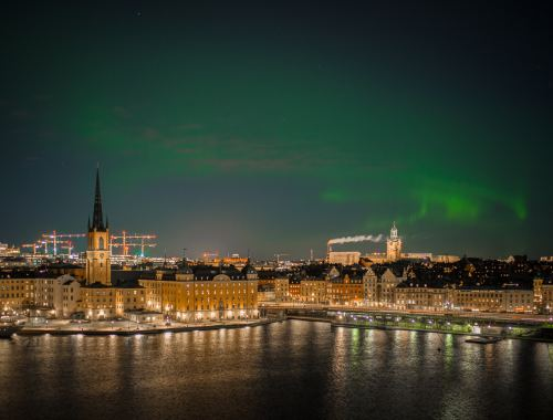 Stockholm, Sweden - one of the most expensive places to visit in the world