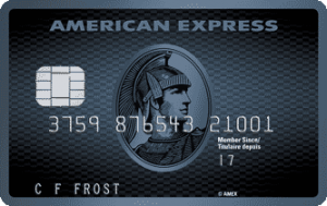 American Express Cobalt - best credit card for travel points Canada