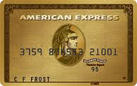 American Express Gold Rewards Card - best credit card for travel points in Canada