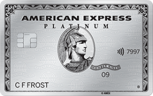 American Express Platinum - priority boarding credit card Canada